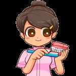 歯科衛生士 歯磨き指導5